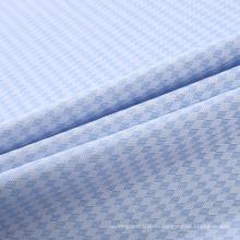 Ткань Добби Ткань Юбка Ткань Рубашки из смесового полиэстера