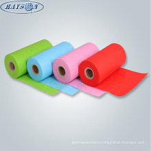 non-woven fabric gift wrapping paper factory in box pack