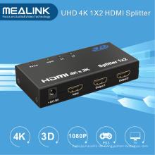4k 1X2 HDMI Splitter (HDMI V1.4)