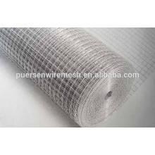 Aplicación de malla de valla y material de alambre de hierro galvanizado 8/6/8 Valla de alambre doble