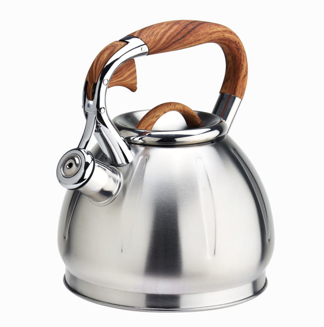 Classic 3 Quart Woodlike Coffee Kettle 368