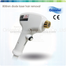 Professional 808nm permanently hair removal laiser machine handpiece