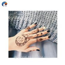 Хна Дубай Стиль татуировки наклейки для тела,временные интим стикер кожи с конкурентоспособной ценой