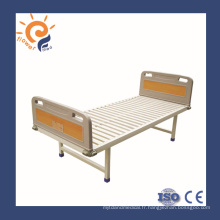 FB-30 CE ISO Approuvé Patients Medical Flat Bed for Hospital