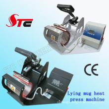 Professional Combo Digital Mug Heat Press Machine Lying Mug Heat Transfer Machine Coffee Mug Printing Machine Stc-Kb04