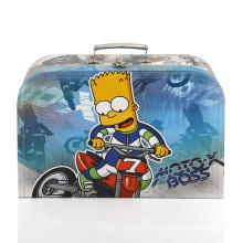 Professional Custom Portable box design your own suitcase