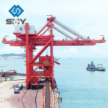 Port Verwenden Sie STS / QX Quayside portainer Portalkran