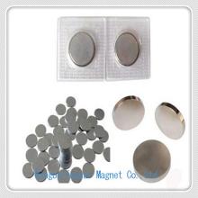 N48 Nickel/Zink-Beschichtung der Scheibe Neodym-Permanentmagnet