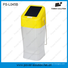 360 Degree Lighting Portable Solar LED Lantern Indoor Outdoor Application