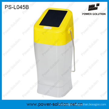 LED Portable Solar Lantern for Kitchen Using