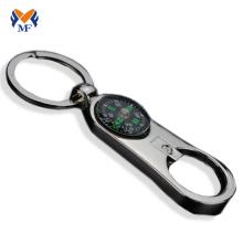 Porte-clés ouvre-bouteille cadeau avec logo
