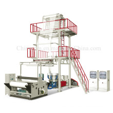 Double Layer Rotary Die Head Film Blowing Machine