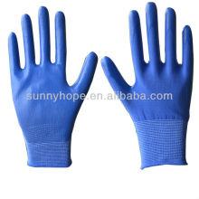 13 Gauge Polyester-Beschichtung Handschuhe