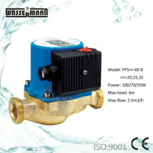 Hot Water Domestic Circulation Pumps with Brass Pump Body