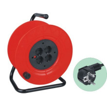Heavy Duty Euro Power Cable Reel IP20