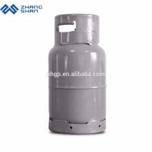 Vente de prix de bouteilles de gaz GPL vides en acier à basse pression et en acier