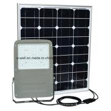 Philips 3030 LED 140lm / W wiederaufladbare LED Solarflutlicht