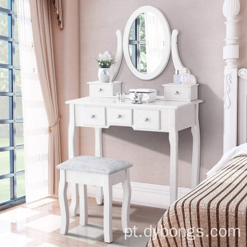 Cheap Wooden wardrobe dressing table designs