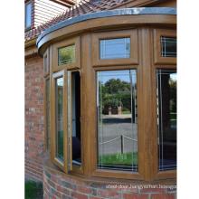 Hot sale china manufacturer caravan window retractable awning