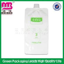 forneça o sabão o mais novo da amostra grátis e os sacos do bico do detergente