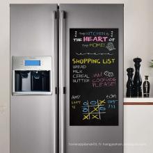 Tableau de réfrigérateur de petite cuisine magnétique