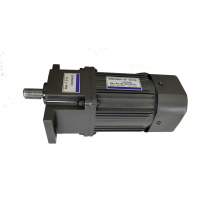 6IK120GU-CF 6GU-3-KB 120W 1 phase 220V 50Hz 60Hz  with 104mm Gearbox AC induction Gear Motor speed controller