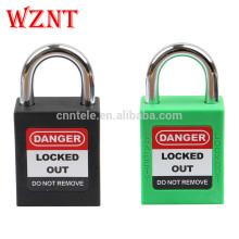 25mm Master Key Vorhängeschloss, Lockout Tagout Sicherheitsvorhängeschlösser mit demselben Schlüssel