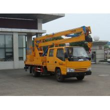 New JMC mobile access elevating work platforms vehicle