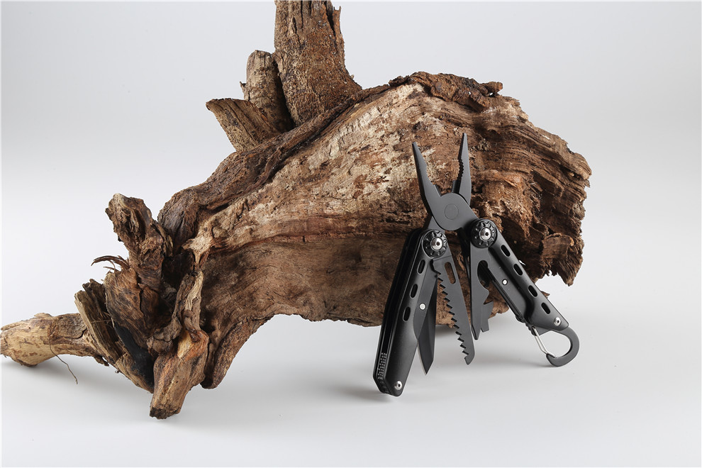 Outdoor Black Multitool