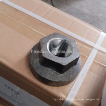 Verstärkungs-Stahlverbindungs-Rebar-Ankerplatte für konkrete Struktur-Technik