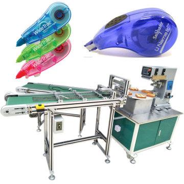Automatic correction tape pad printing machine printer