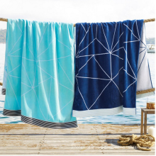 oversized beach towels clearance