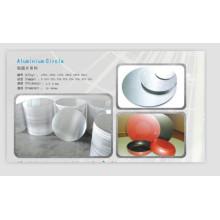 Deep Drawing Aluminum/Aluminium Circle Plate for Lighting Cover (A1050 1060 1100 3003)