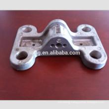 Custom made die casting aluminium door handle lock and knobs