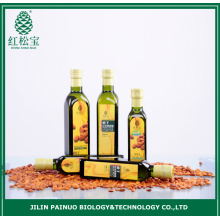 Virgin Organic Raw Korean pine nut oil