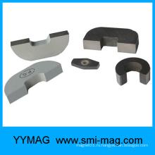 Вогнутые магниты Alnico высокого качества U-формы
