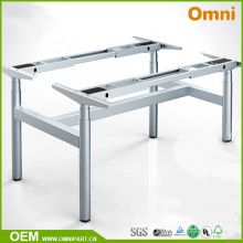 Two Person Electric Height Adjustable Table