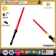 New expandable flash light laser sword