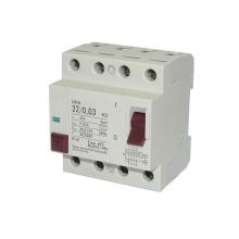 Disyuntor de corriente residual de NFIN RCCB