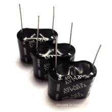 Súper condensador radial de la serie 5.5V