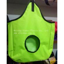Grüne Heu-Tasche / verschiedene Farben Heu-Tasche / Oxford-Stoff-Taschen
