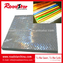 micro prismatic PVC retro reflective sheet