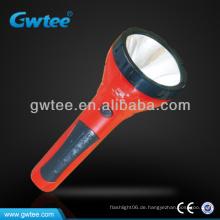 GT-8156 1.5W einzelne LED-Mega-Taschenlampe