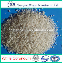 2015 new WHITE EMERY GRAIN for sand blasting