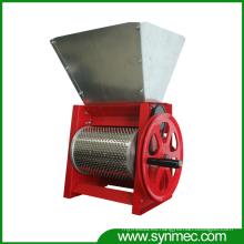 máquina de despulpadora de grano de café fresco / peeling de grano de café fresco