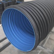 36 inch corrugated drain culvert black polyethylene pipe