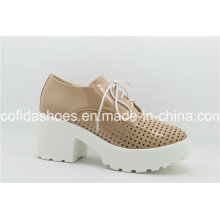 Chaussures de loisirs à lacets pour dames Comfort Fashion