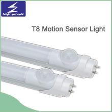 10W T8 датчик движения трубки светодиодные трубки свет