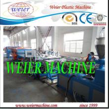 Máquina de tablero de espuma de PVC con certificado CE