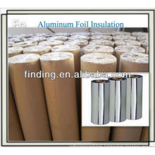 aluminum foil aerogel steam pipe insulation board material